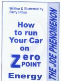 HOW TO RUN A CAR ON ZERO POINT ENERGY