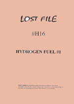 HYDROGEN COMPILATION FILE - THE LOST KNOWLEDGE